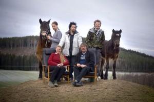 Familjen i Förnebo