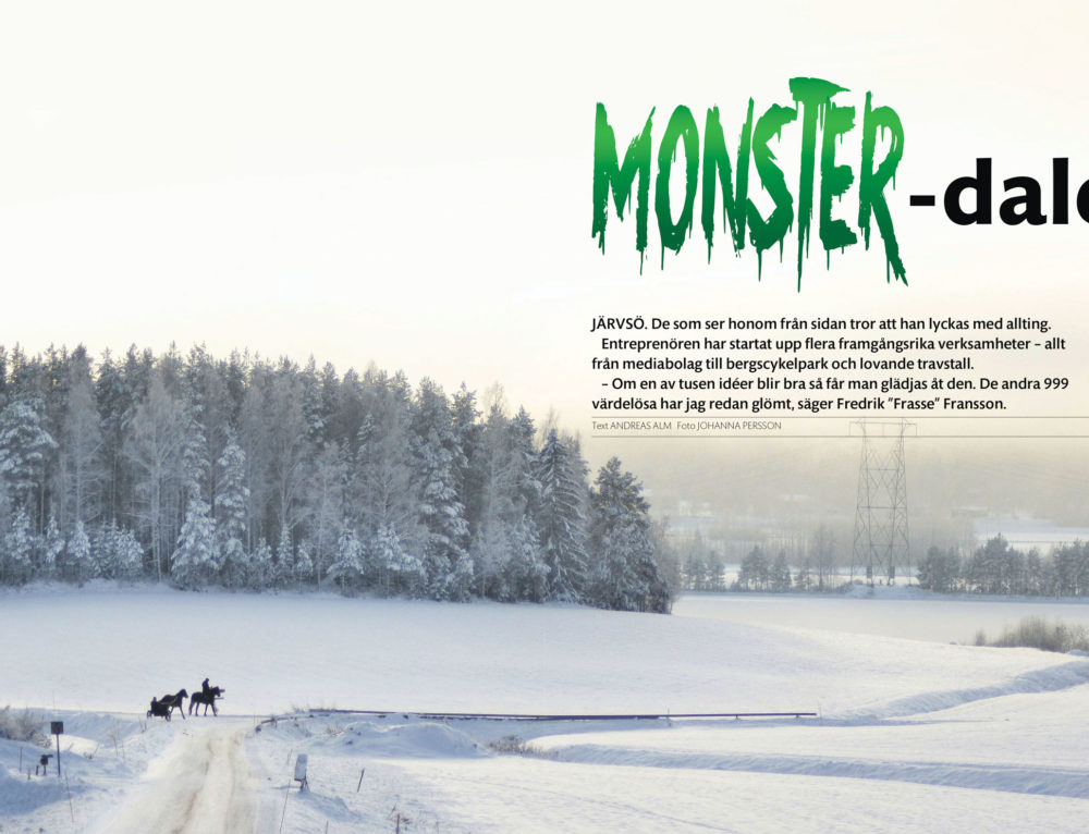 Monsterdalen…