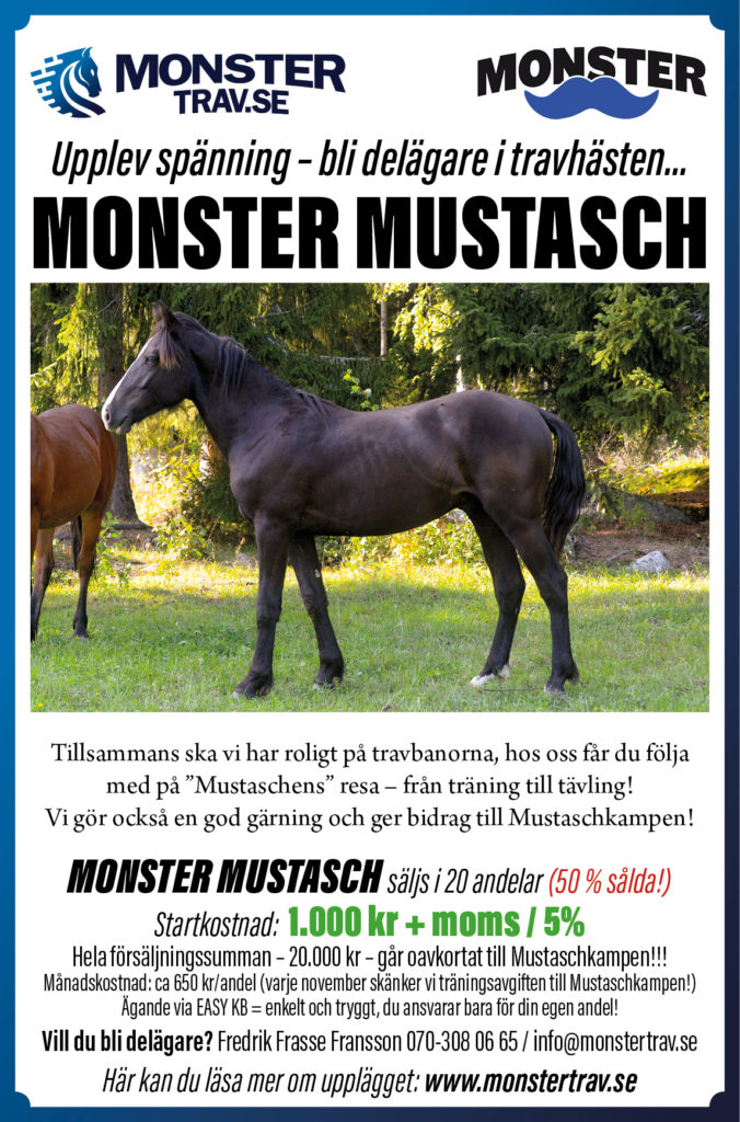 Monster Mustasch
